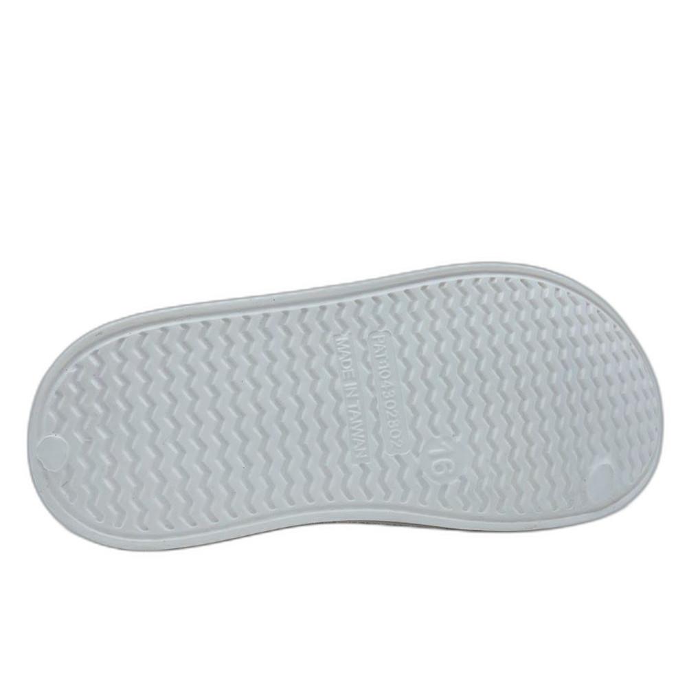 台灣製Hello Kitty洞洞鞋-白綠