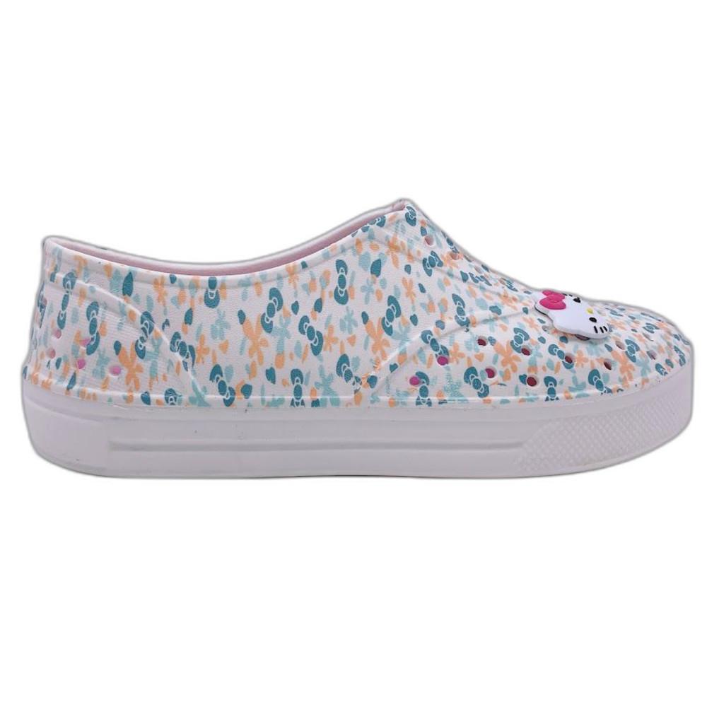 台灣製Hello Kitty洞洞鞋