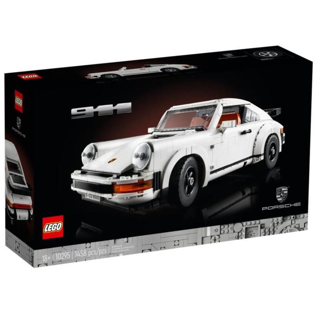 LEGO-10295-D-LEGO 10295 - Porsche 911保時捷跑車 創意百變專家 (輕盒損)