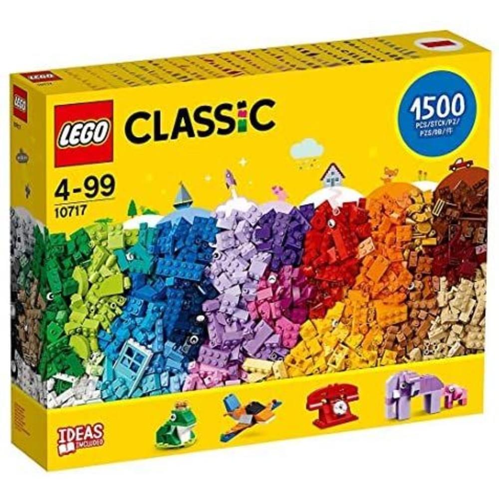 童鞋 LEGO 21327 - 樂高積木創意盒 1500 PCS (Classic 系列)