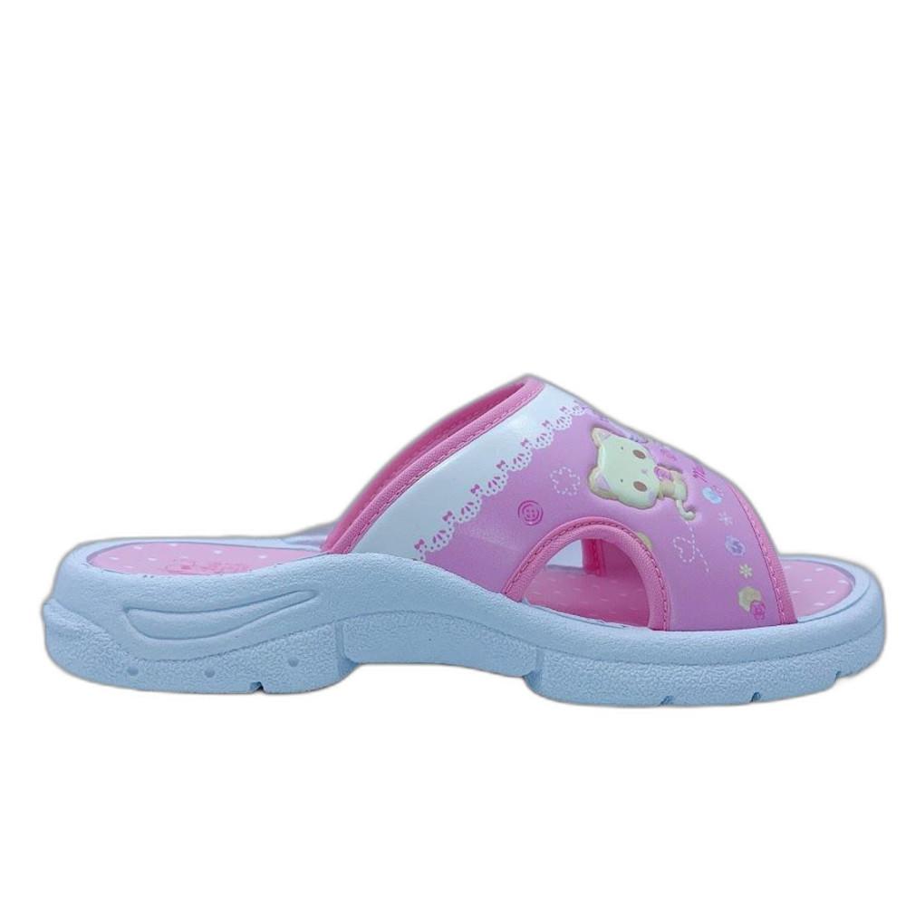 台灣製萌可魯玩偶貓拖鞋