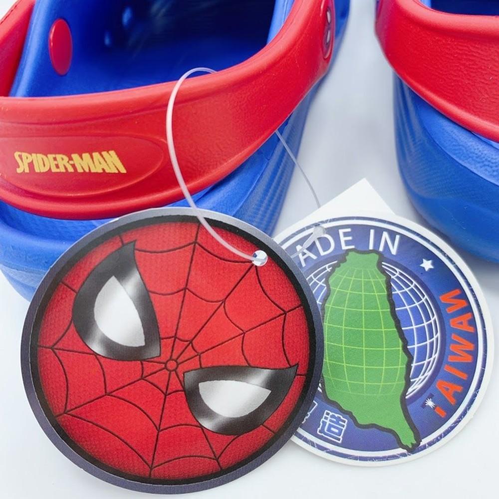 台灣製蜘蛛人布希鞋-藍色