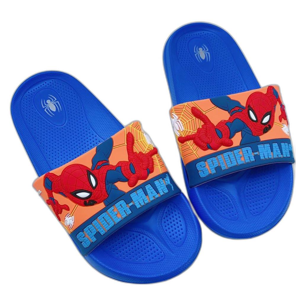 台灣製蜘蛛人拖鞋-藍色 封面照片