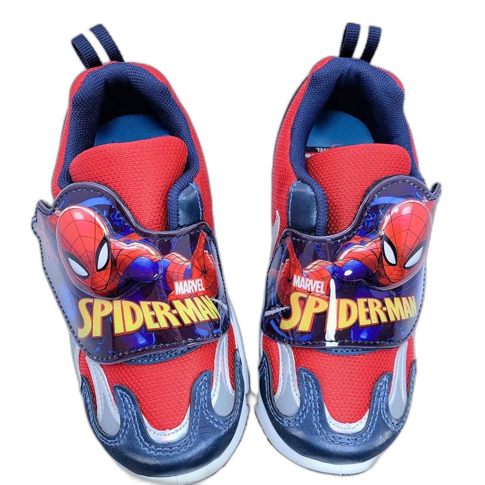MN044-台灣製蜘蛛人電燈運動鞋