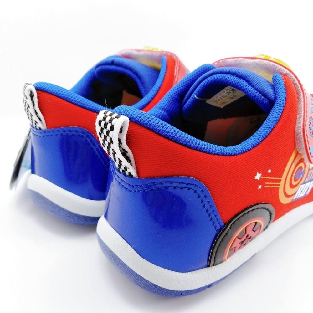 【台灣製現貨】POLI羅伊造型閃燈運動鞋