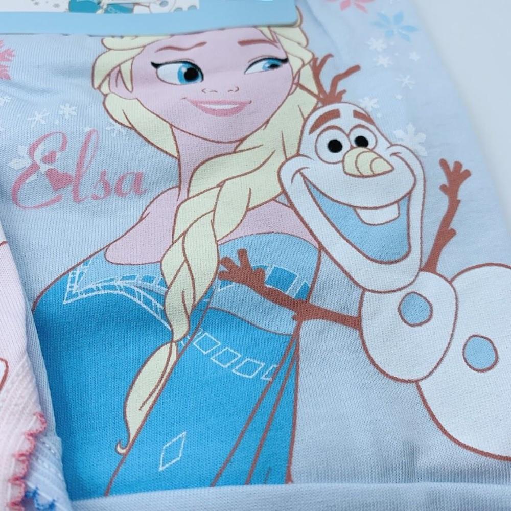 台灣製冰雪奇緣兒童三角內褲(四入)