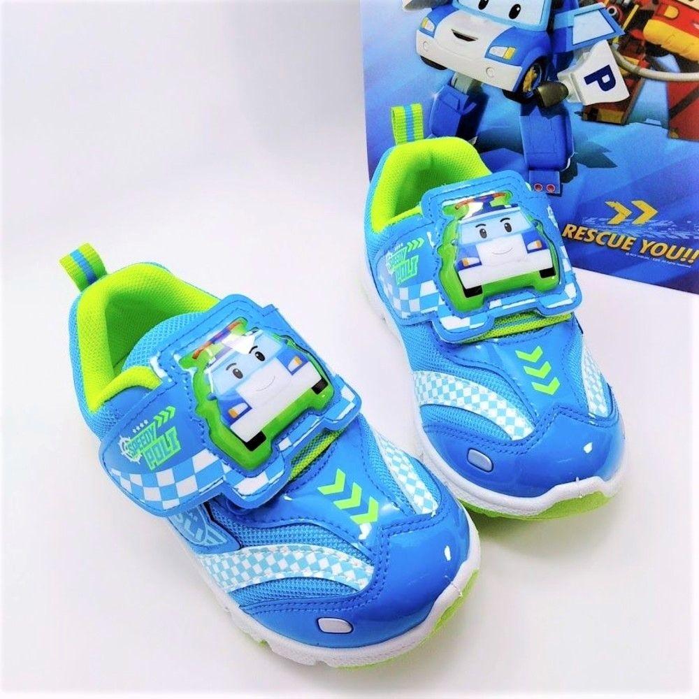 P046-台灣製波力運動燈鞋