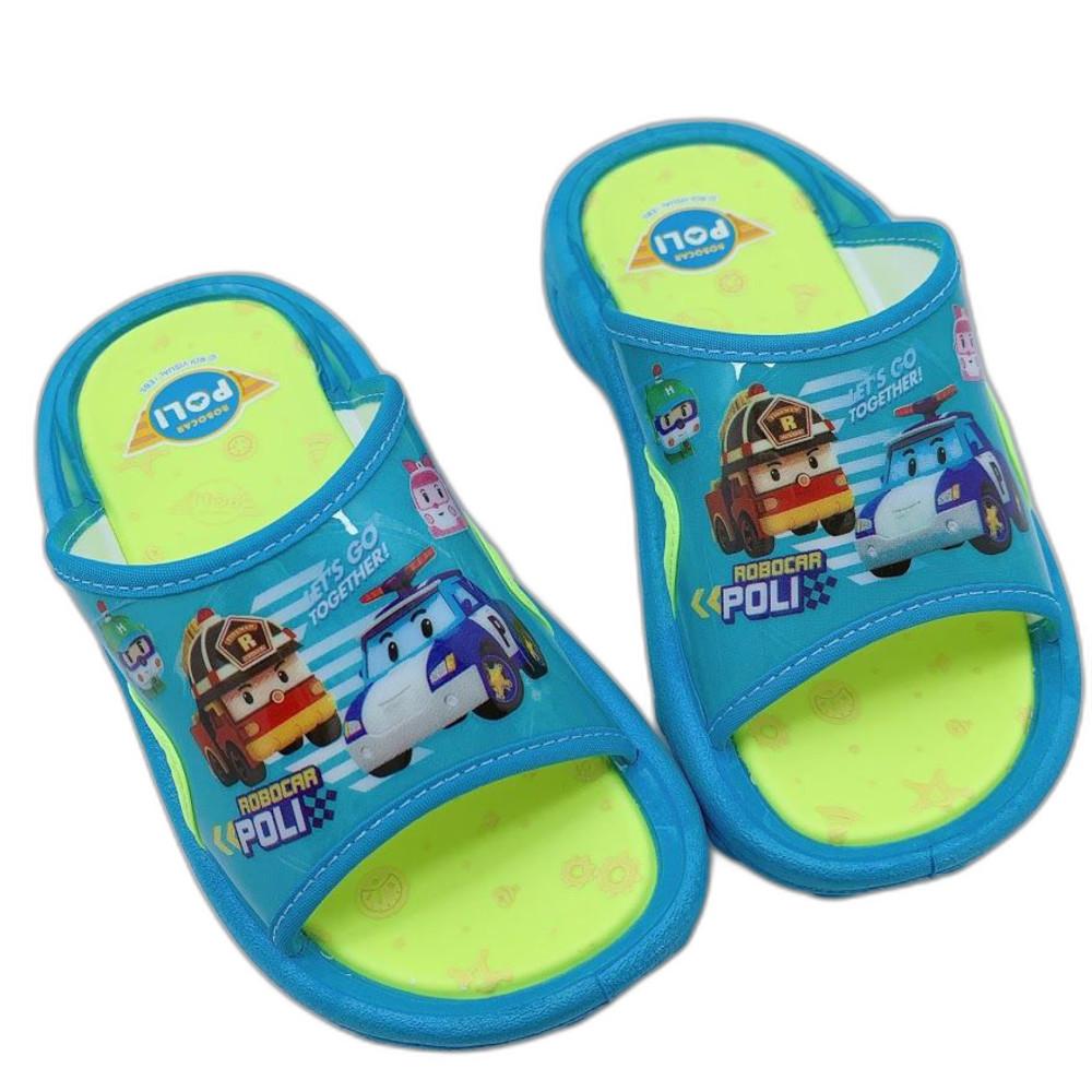 P047 - 台灣製波力防滑拖鞋