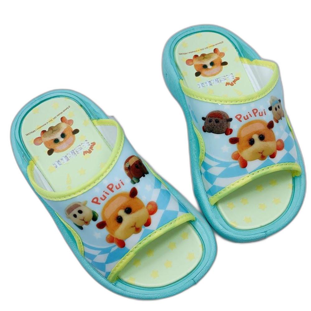 童鞋 台灣製天竺鼠車車拖鞋