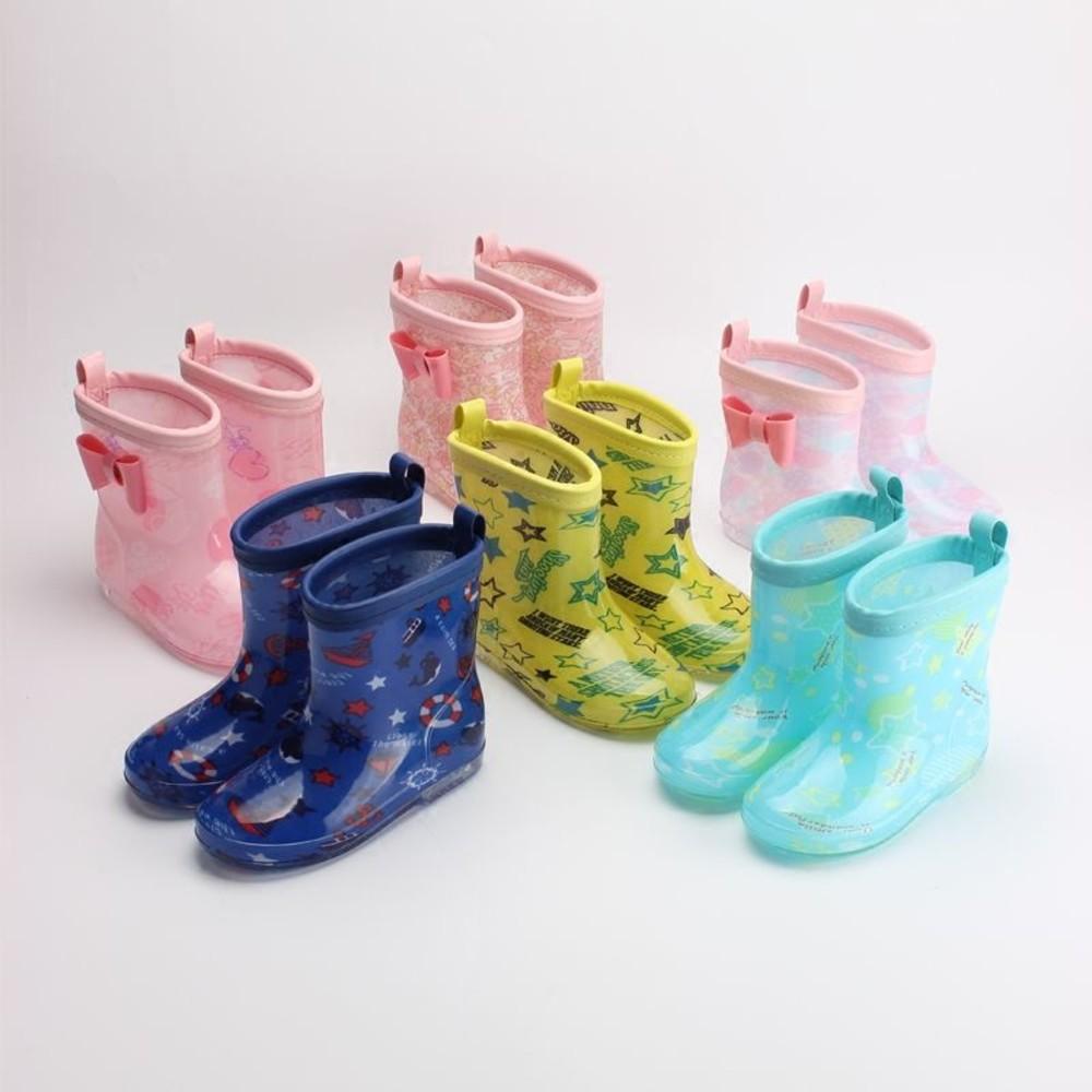 R001 - 時尚兒童雨鞋