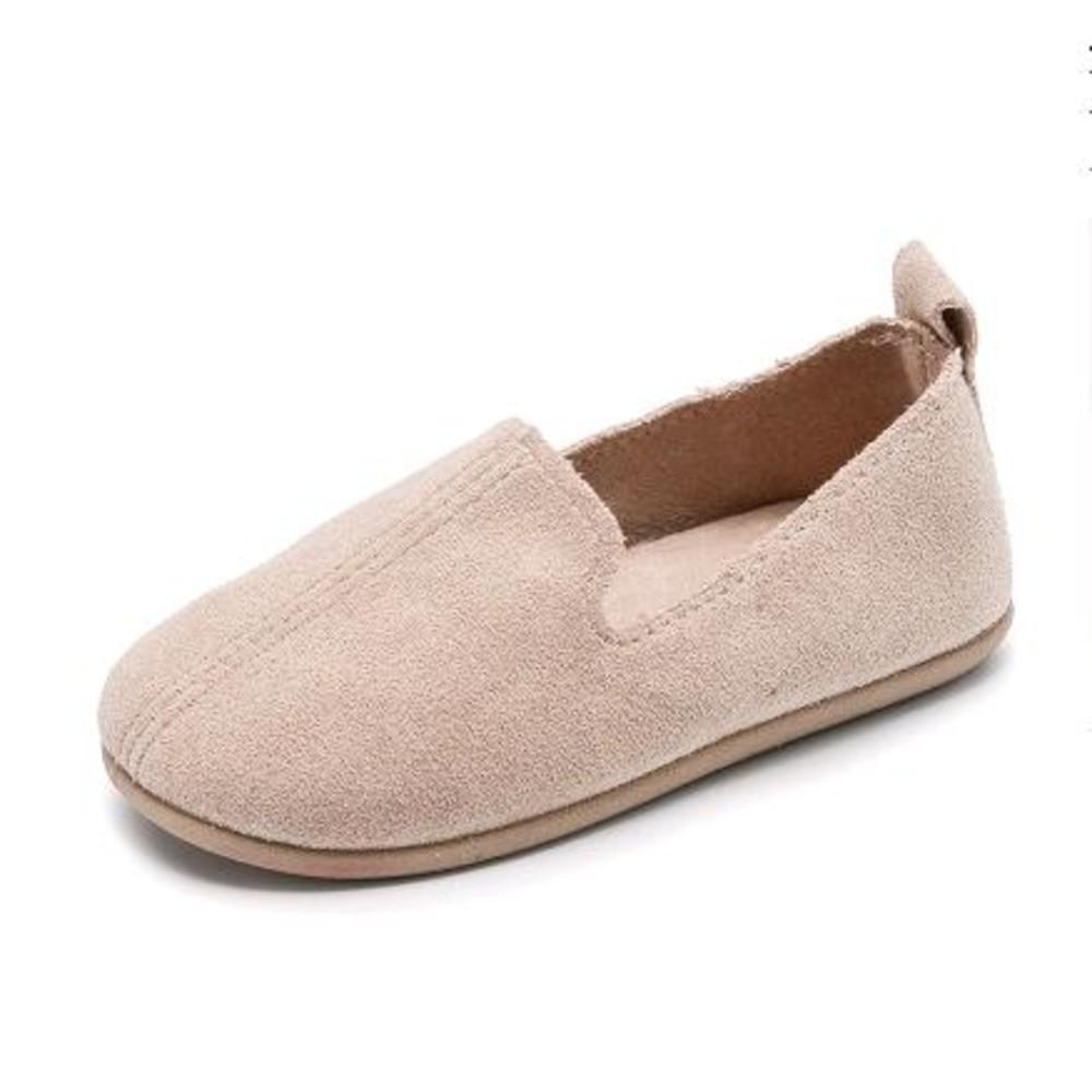 S662-絨布軟底套腳奶奶鞋