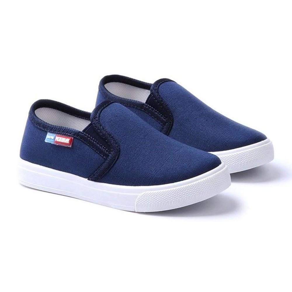 S825-四色兒童帆布鞋