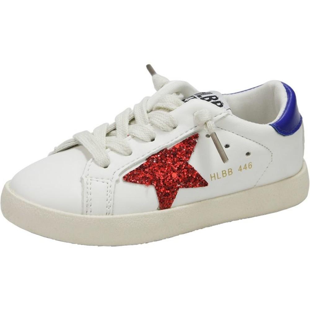 S833-帥氣星星套腳鞋