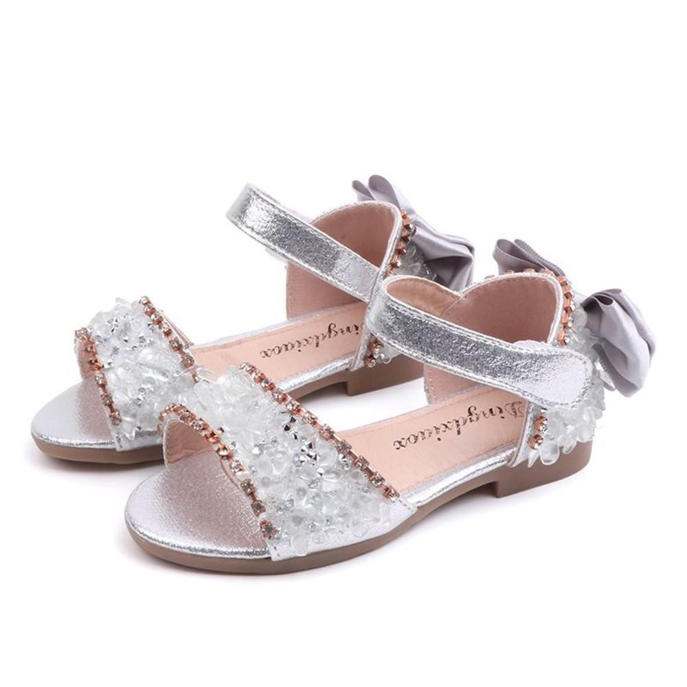 S872-水晶鑽高貴涼鞋