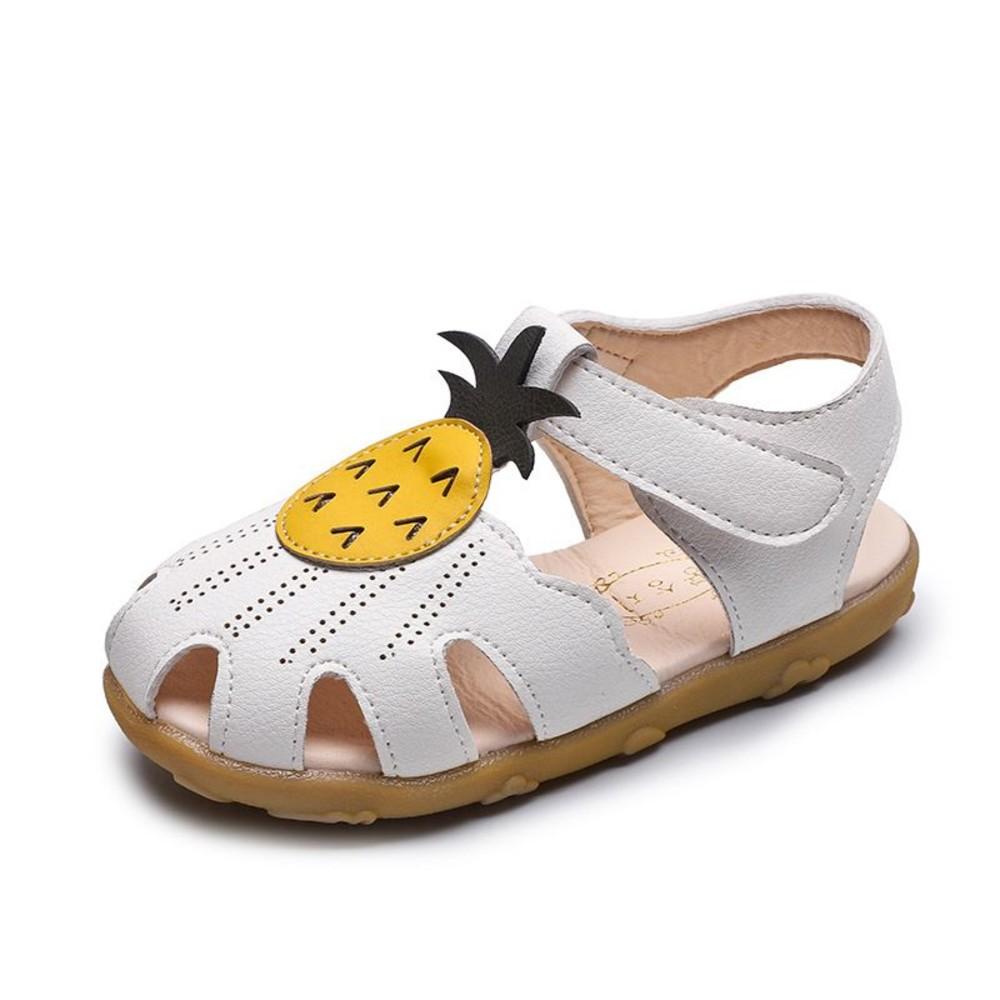 童鞋  可愛鳯梨皮鞋